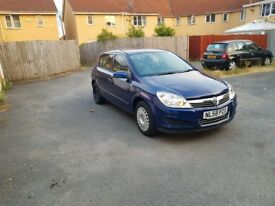 Vauxhall Astra H 1.3 CDTI low mileage