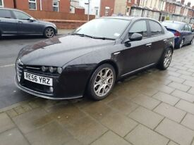 Alfa Romeo 159 jtdm . Very good conditions, the car has 140k new gear box new sterling pump ,