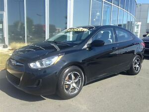 2012 Hyundai Accent GL + CLIMATISATION + MAGS