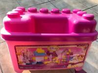 Disney Princess Mega Bloks