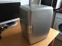 Silvercrest SMK 15 A1 mini fridge 15 litre 240V /12V hot or cold