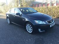 ***58/2009 LEXUS IS220D SERV HIST+FULL HEATED LEATHER+VERY CLEAN FOR MILES*** £2999!*WARRANTIES*