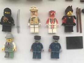 Bundle Of Lego minfigures Star Wars marvel trolls