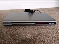 Used PHILIPS DVD Player with Remote Control