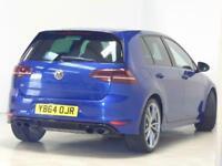 Volkswagen Golf R DSG (blue) 2015-02-06