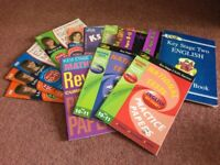 KS2 Study guides, workbooks, collect Sprowston