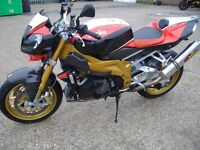 Aprilia Tuono Factory 2009 Mint Condition