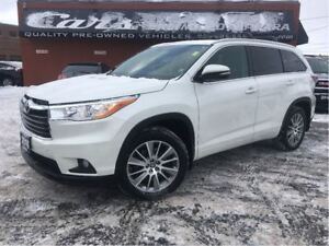 2016 Toyota Highlander XLE | 8 SEATED | AWD | NAVI | CAMERA ...