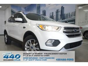 2017 Ford Escape SE | 1.5L ECOBOOST, NAVIGATION, MY FORD TOUCH