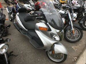 2004 suzuki Burgman 650 ABS  priced to sell