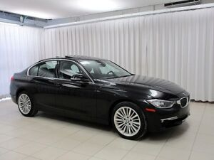 2014 BMW 3 Series 328i x-DRIVE AWD TURBO w/ NAVIGATION, MOONROOF