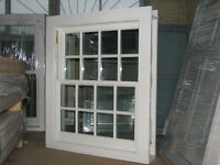 WOODEN WINDOWS/DOORS FULLY FINISHED