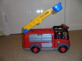 ELC Lights and Sounds Fire Engine.