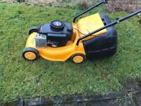 Petrol lawnmower perfect working