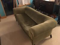 Beautiful Antique Chesterfield Sofa
