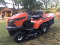 Husqvarna CTH 150 Ride on mower - Lawn tractor