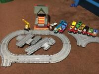 Thomas Take and Play set with 10 trains