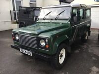 1998 LAND ROVER DEFENDER 300 TDi - ROYAL OWNED - 1 OWNER - LOW MILES - DELIVERY AVAILABLE