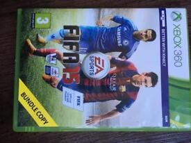 Xbox 360 Game Fifa 15