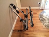 Lockable thule bike rack - 2 bikes