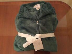 Carole Hochman Heavenly Soft Dressing Gown - Size Small