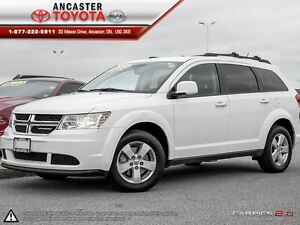 2015 Dodge Journey SE Plus WITH 3RD ROW SEATING!!