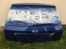 Ford Fiesta zetech rear hatch