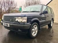 Nice Example P38 Range Rover DHSE Automatic Diesel 4x4