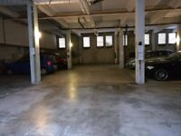 Car park space to let Edinburgh, Dalary/Haymarket/West End (£120pm 5-day use, £200pm 7-day use)