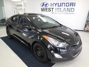 2013 Hyundai Elantra GLS MAGS/TOIT 8 PNEUS INCLUS! 34$/semaine