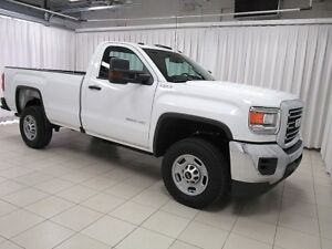 2018 GMC Sierra 2500HD 3/4 TON 4X4 2DR 3PASS with 8' BOX - SALE