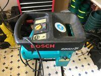 BOSCH 2200 HP AXT Shredder