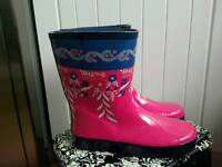 New wellies size 5