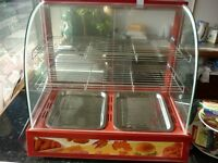Hotplate brand new, tosters, microwave