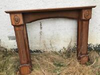 Fire surround from 1930s cottage