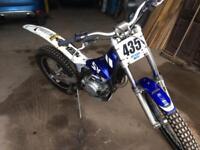 Scorpa trials bike