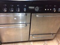 Dual Fuel Stainless Steel Leisure Range Cooker !!! CHEAP !!!