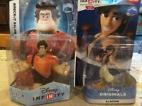 Disney Infinity figures BNIB