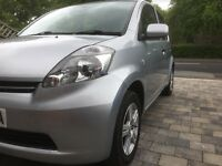 Daihatsu sirion se'1.0 like corsa' cheap tax 06 plate imaculate cheap car
