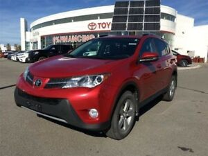 2013 Toyota RAV4 XLE - Local Vehicle & Toyota Certified!!