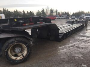 King - Trailer - Low Bed