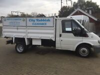 TRANSIT TIPPER / 90BHP/HEVYDUTY SPRING S/MOT/READY FOR WORK / 54 plate LOW MLS 07930873979