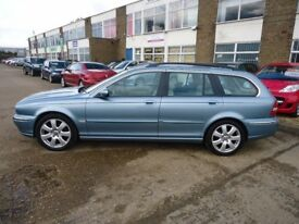 JAGUAR X TYPE SE DIESEL ESTATE MOT FEB 2019