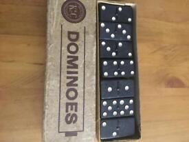 K&C ltd London dominoes