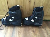 Anarchy Chaos 3 Aggressive Inline Skate - size 7