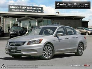 2012 HONDA ACCORD EX-L AUTO - LEATHER|ALLOYS|SUNROOF|4 CYLINDER