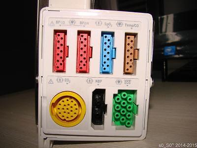 Ge Patient Monitor Dash 3000 4000 5000 If Module Spo2 Nellcor Oximax Or Masimo