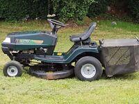 hayter hertaige ride on lawnmower
