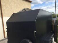 Twin Axle Box Trailer for Sale £800