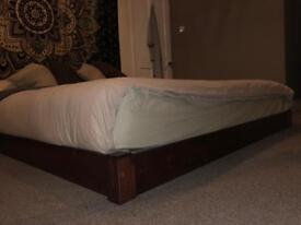 Super kings size bed frame - could deliver
